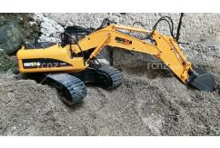 HuiNa - 1/14 R/C Excavator 15 Channel 2.4G RTR image