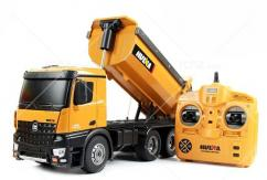 HuiNa - 1/14 R/C Dump Truck 2.4G RTR image