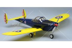 "Dumas - Erco Ercoupe 36"" Wingspan (RC Capable) image"