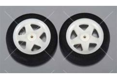 "Dubro - 1.45"" Micro Sports Wheels image"