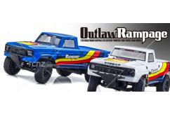 Kyosho - 1/10 Outlaw Rampage 2WD EP RTR image