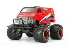 Tamiya - 1/12 Lunch Box Red Edition Kit image