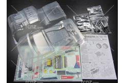Tamiya - 1/14 Buggyra Fat Fox Race Truck Body Set image