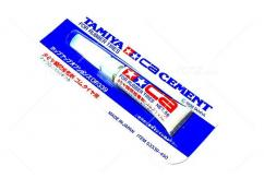 Tamiya - CA Cement for Rubber Tyres 5g Tube image
