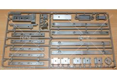Tamiya - 1/14 Flat Bed Trailer D Parts image