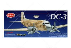 Guillow's - Douglas DC-3 Balsa Kit image