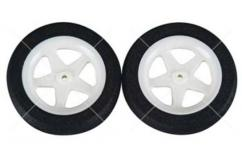"Dubro - 1.86"" Micro Sports Wheels  image"