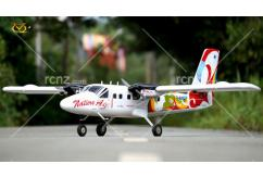 VQ Model - DHC-6 Twin Otter EP/GP 25 Size ARF - Nature Air image