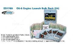 Estes - C6-5 Rocket Engine 24 Pack image