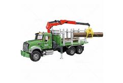 Bruder - MACK Granite Timber Truck image