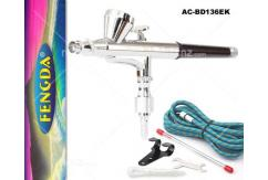 Fengda - Gravity Fed Double Action Airbrush Set image