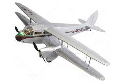Dumas - De Havilland DH-89 Dragon Rapide 1 Metre Wingspan Kit ( R/C Capable) image