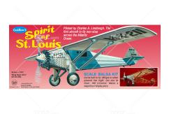 Guillow's - Spirit of St. Louis Balsa Kit image