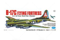 Guillow's - B17 Flying Fortress Balsa Kit image