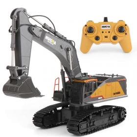 HuiNa - 1/14 R/C Excavator 22 Channel 2.4G RTR