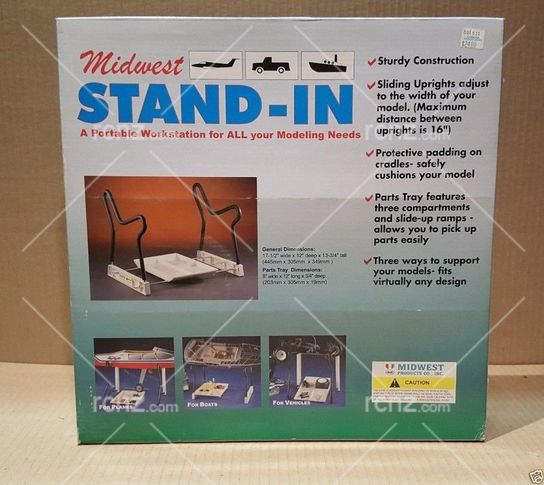 Midwest - Stand-In Portable Workstation image